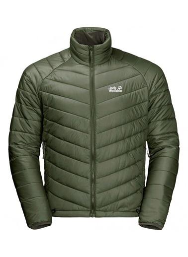 Jack Wolfskin Steting Peak 3İn1 Erkek Ceket - 1112211-5100 Yeşil